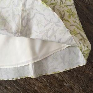 GAP Skirts - GAP Floral Midi Skirt!